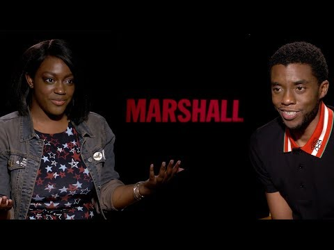 BGN Interview:  Joi talks with Chadwick Boseman about his new film,