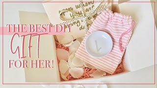 DIY Galentine's Day Gift | Handlettering Tips | Valentine's Day Gift Ideas | The Stationery Muse