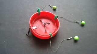 Рыбалка как сделать соску из пробки