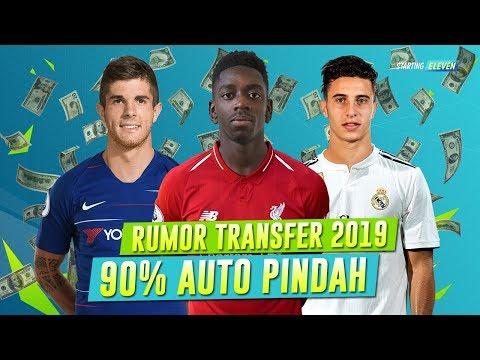 10 Rumor Transfer Yang Bisa Jadi Kenyataan Pada Januari 2019