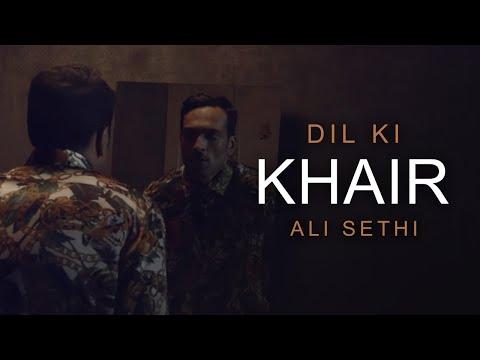 Dil Ki Khair | Ali Sethi | Faiz Ahmed Faiz | Noah Georgeson (Official Music Video)