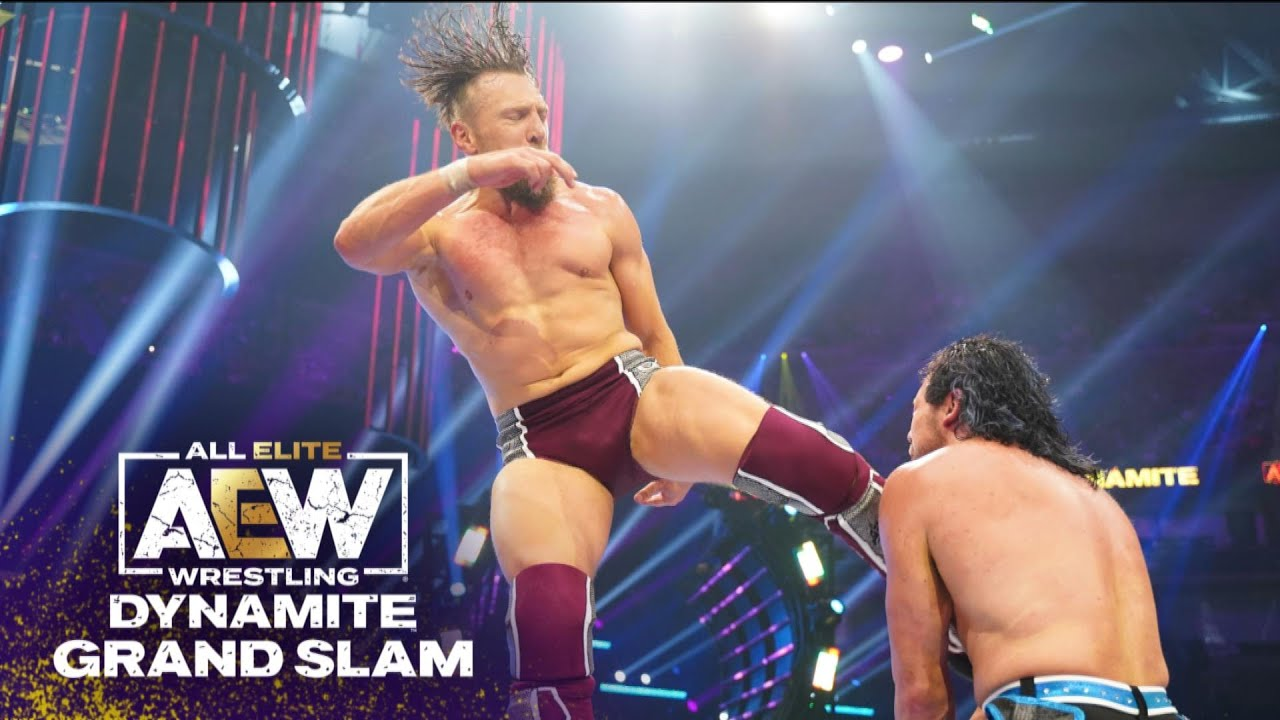Kenny Omega Comments After His Time-Limit Draw Against Bryan Danielson On AEW Dynamite