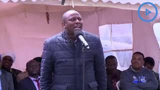 Kimani Ichung'wah tells Matiang'i to stop intimidating Ruto allies
