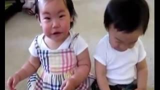 Заразительный детский смех - ПОПРОБУЙ НЕ ЗАРЖАТЬ! :) подборка приколов смешное видео