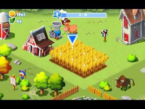 Как  Взломать  на Золото и на Деньги  Зелёная  ферма  3