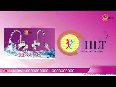 Hlt Instant Electric Heating Tap