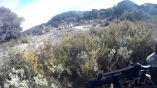 preview picture of video 'Airsoft Can Bosc sant feliu de codines, 15 de enero del 2015 (Intactics)'