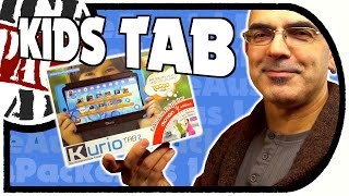 Kurio Tab2 MOTiON (7 Zoll Kinder-Tablet-PC) Unboxing + Ersteindruck