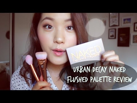 Naked Flushed Palette by Urban Decay #3