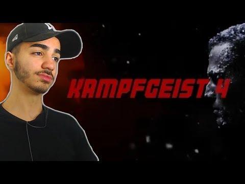 TOP VIDEO !👌🏼 Kontra K - Kampfgeist 4 (Official Video) - Reaction Reaktion