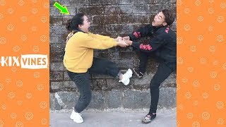 Funny videos 2019 ✦ Funny pranks try not to laugh challenge P93