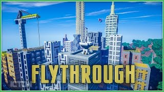 ICTON Adventures in Minecraft | Fly Through