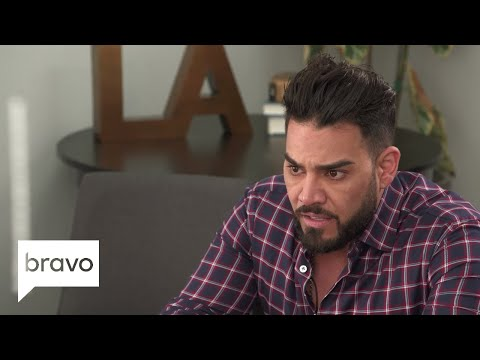 Shahs of Sunset: Mike Shouhed Signs His Divorce Papers (Season 6, Episode 11)   Bravo