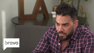 Shahs of Sunset: Mike Shouhed Signs His Divorce Papers (Season 6, Episode 11) | Bravo