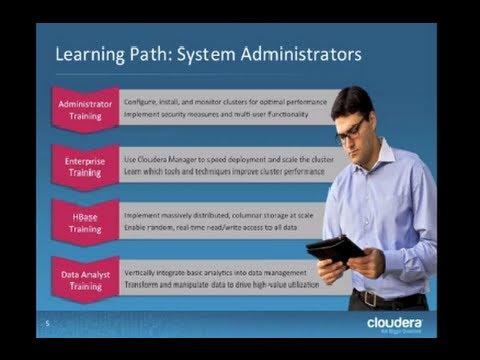 Hadoop Tutorial: Intro To Hadoop Administrator Training   Cloudera ...