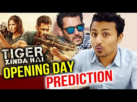 Tiger Zinda Hai OPENING DAY Box Office Collection | Prediction | Salman Khan | Katrina Kaif