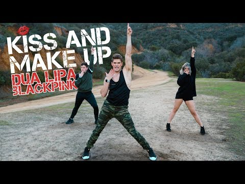 Kiss And Make Up - Dua Lipa & BLACKPINK | Caleb Marshall | Dance Workout