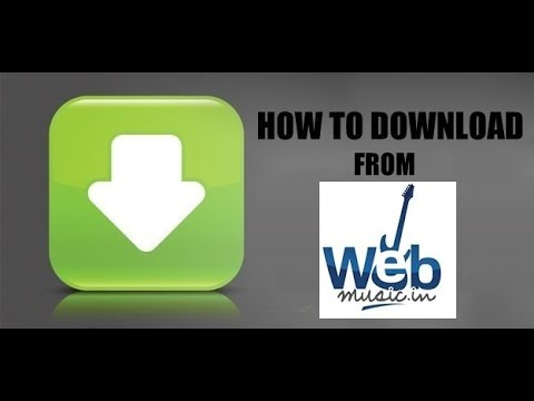 Download HOW TO DOWNLOAD FROM WEBMUSIC | BOLLYWOOD SONGS, MUSIC,INDIAN MOVIE, HINDI MUSIC Mp4 HD Video and MP3