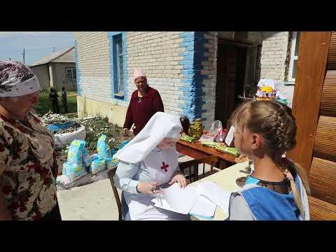 Праздник «Белый цветок» впервые прошёл на приходе села Большое Раково