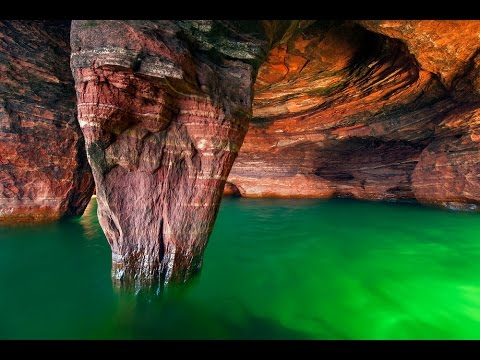 Video Most Enchanting Places in Each State