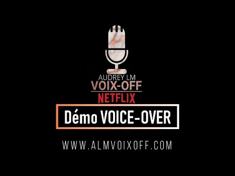 Démo Voice Over Netflix