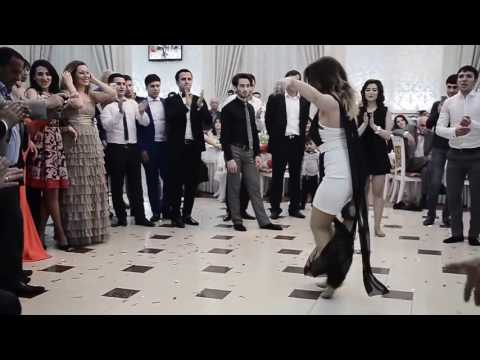 Azerbaijani wedding dance is crazy.