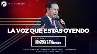 #31 Pastor Ricardo Rodríguez - La voz que estás oyendo