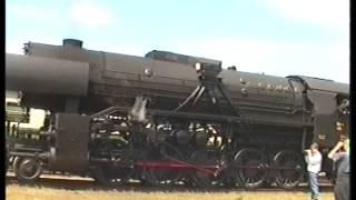 preview picture of video 'Raeren, 23/05/1999, Le chemin de fer touristique de la Vennbahn fêtait ses 10 ans (video 8)'