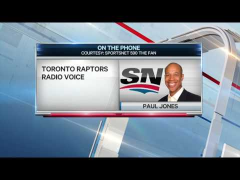 Jones: Raptors have good depth to combat Lowry surgery
