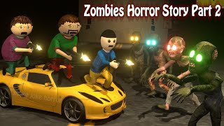 Zombies Horror Story Part 2 | Animated Movies | Cartoon Movies | Best Animated Movies | 3d Animation - Download this Video in MP3, M4A, WEBM, MP4, 3GP