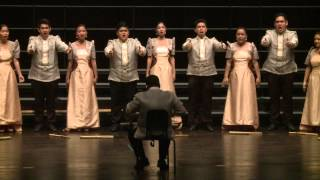 2014 Busan Choral Festival & Competition Ethnic Competition