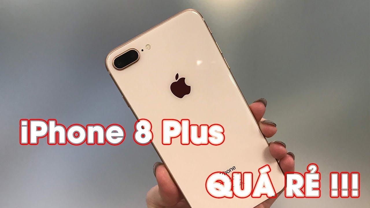 iPhone 8 Plus đang giảm giá, mua ngay thôi