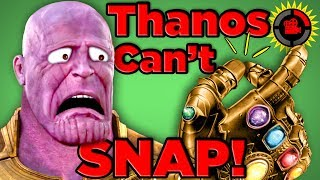 Film Theory: Thanos Was WRONG... He CAN