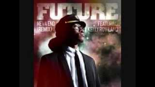 NEVA END remix chopped & screwed - future ft. kelly rowland