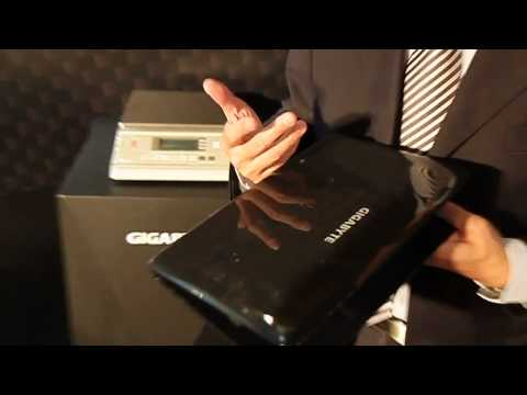 Gigabyte X11 Hands-on