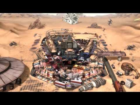 Star Wars™ Pinball: The Force Awakens™ Trailer thumbnail