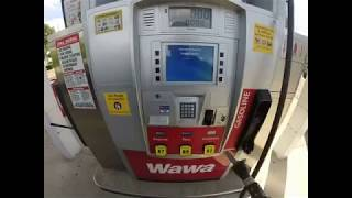 How To Pump Your Own Gas!!