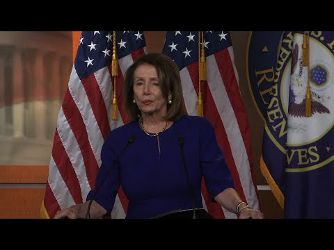 Speaker Nancy Pelosi says the House will vote on a resolution condemning anti-Semitism, Islamophobia and other forms of hate after an upheaval that split Democrats and clouded their agenda. But Pelosi said the measure won't name Ilhan Omar. (March 7)