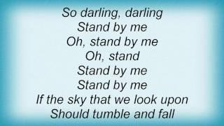 Aaron Neville - Stand By Me Lyrics