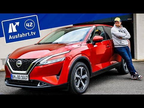2021 Nissan Qashqai 1.3 DIG-T N-Connecta Xtronic - Kaufberatung, Test deutsch, Review, Fahrbericht
