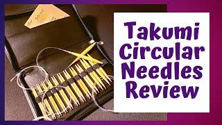 Clover Takumi Interchangeable Circular Knitting Needles Review