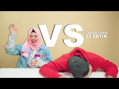 Receh Battle Kok Kayak Gini? Thariq VS Sajidah Halilintar 60 Sec Battle