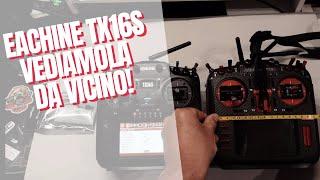 Eachine TX16S Unboxing e Confronto veloce con Radiomaster TX16S: Radio per Droni FPV