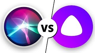 SIRI vs АЛИСА | Apple или Яндекс? Кто кого?