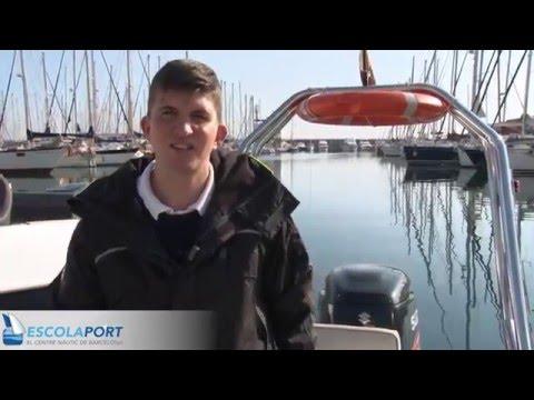 Licencia de Navegación (Práctica) [Escola Port]
