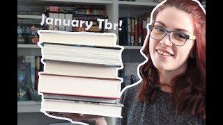January TBR| 2018| Jes Reads Books