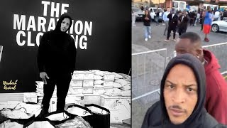 T.I. Gets Love After Spending $10k At Nipsey Hussle's Marathon Clothing Store!