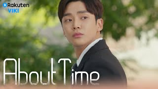 About Time - EP15 | Rowoon Dresses up for the Interview [Eng Sub]