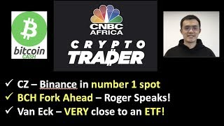 CRYPTO EXCLUSIVE: Van Eck ETF - We are VERY close!!