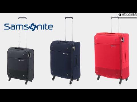 Samsonite - Base Boost 4-Rollen-Trolley   koffer-direkt.de